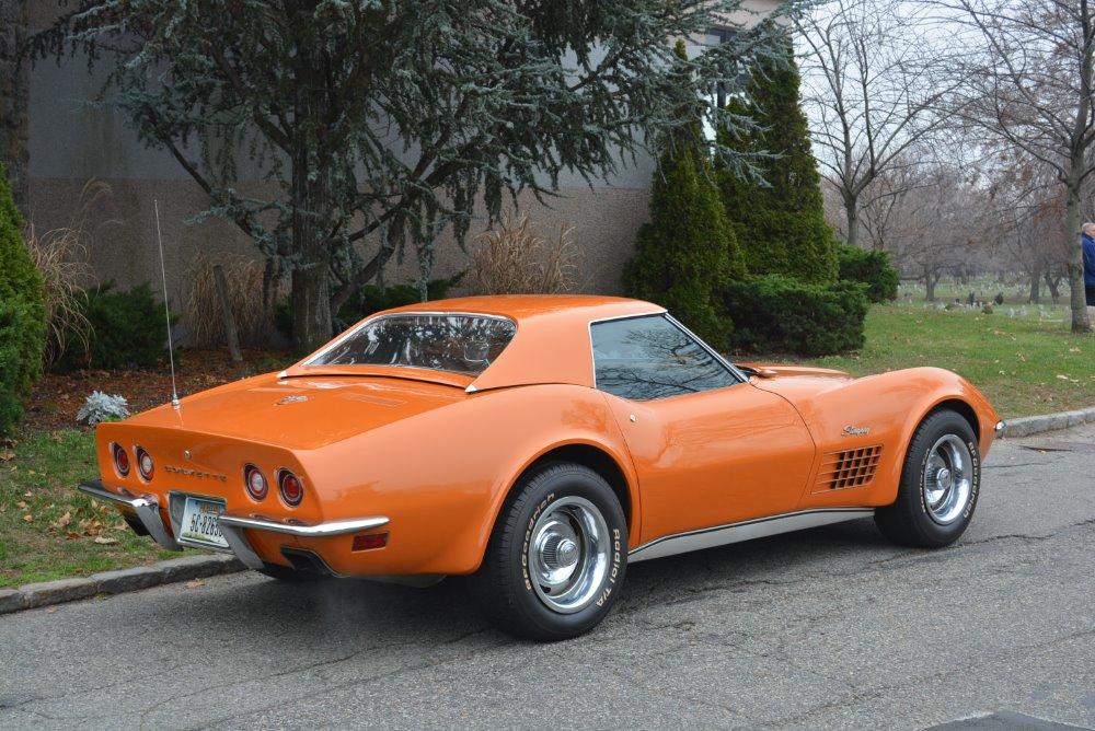 Collector Car Trader >> 1972 Chevrolet Corvette Stingray Stock # 20814 for sale near Astoria, NY | NY Chevrolet Dealer