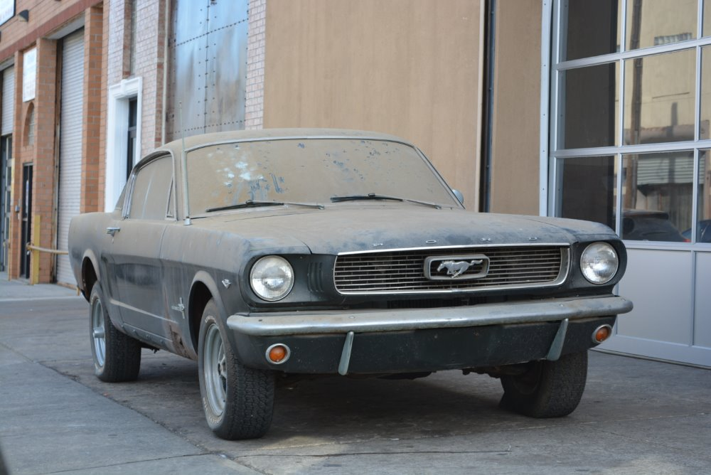 Collector Car Trader >> 1966 Ford Mustang Fastback Stock # 20840 for sale near Astoria, NY | NY Ford Dealer