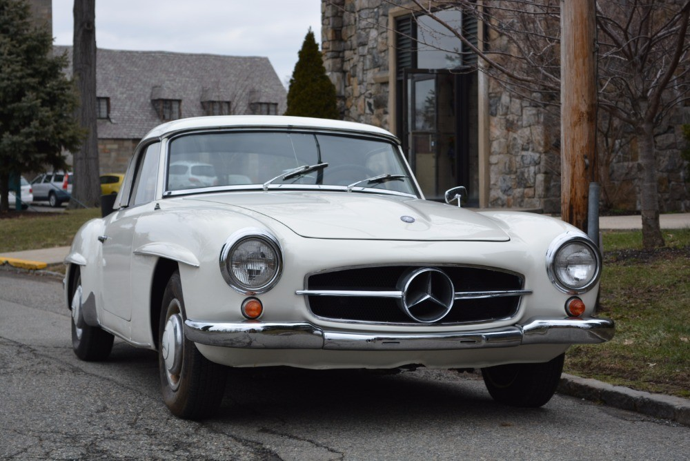 1958 Mercedes Benz 190sl Stock 20854 For Sale Near
