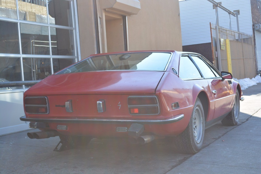 Used 1975 Lamborghini Jarama 400GTS LHD   Astoria, NY