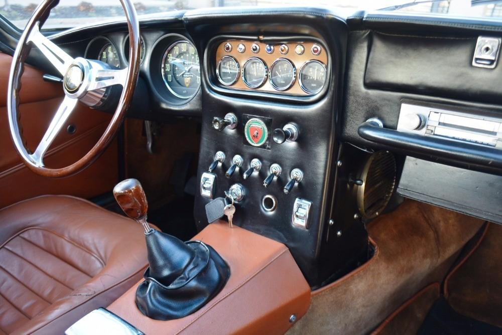 Used 1967 Lamborghini 400GT 2+2   Astoria, NY