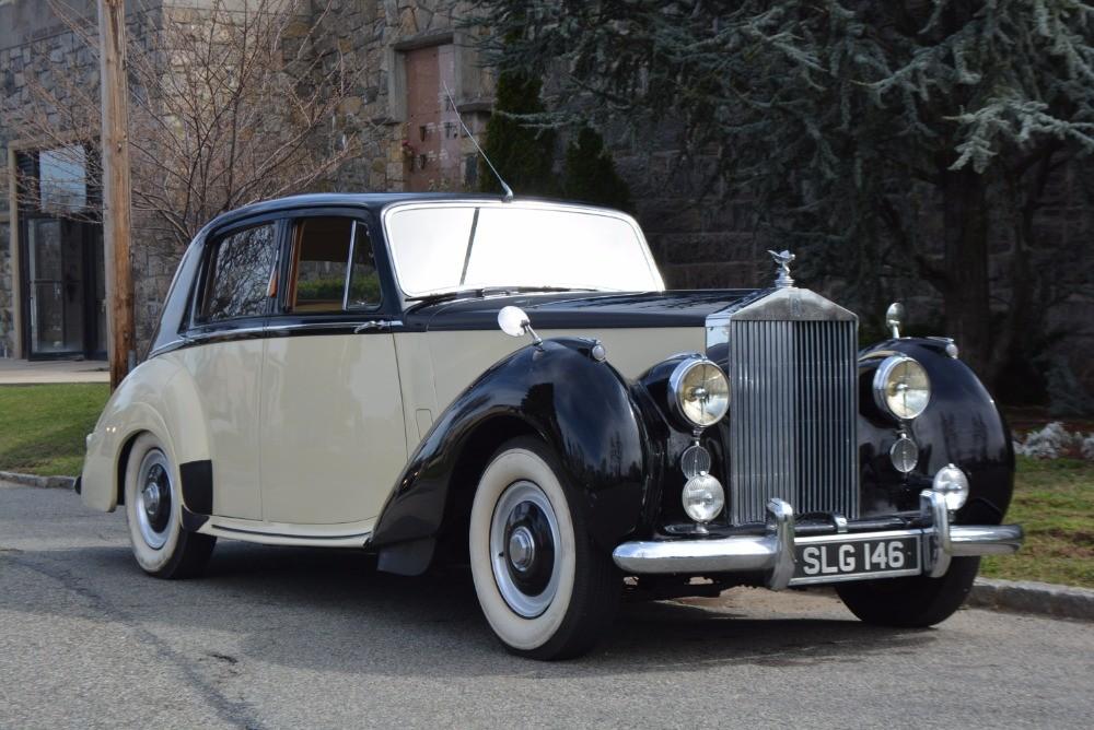 Used 1954 Rolls-Royce Silver Dawn RHD    Astoria, NY