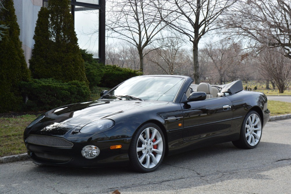 2003 aston martin db7 vantage volante stock 20930 for sale near astoria ny ny aston martin. Black Bedroom Furniture Sets. Home Design Ideas