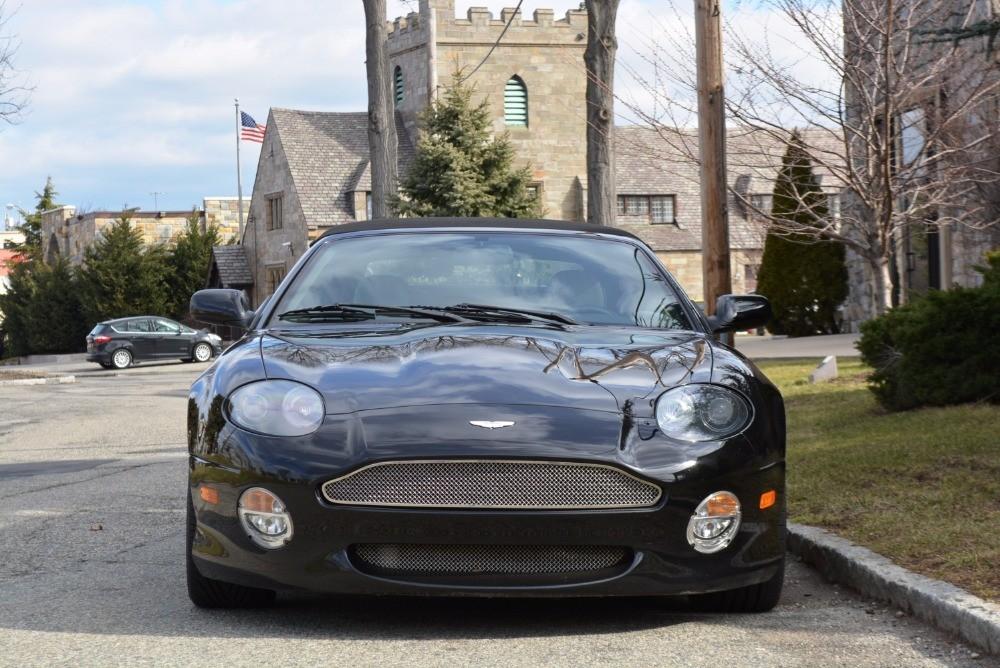 Used 2003 Aston Martin DB7 Vantage Volante    Astoria, NY
