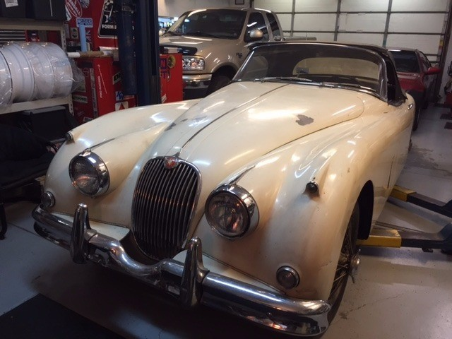 Used 1958 Jaguar XK150S  | Astoria, NY