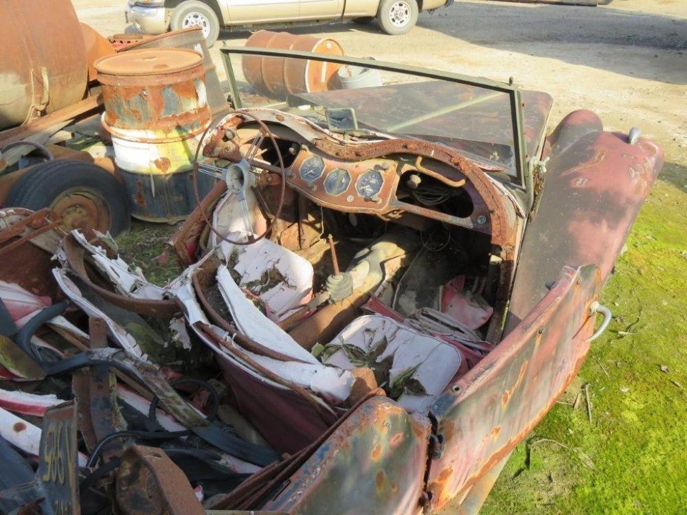 Used 1954 MG TF 1500  | Astoria, NY