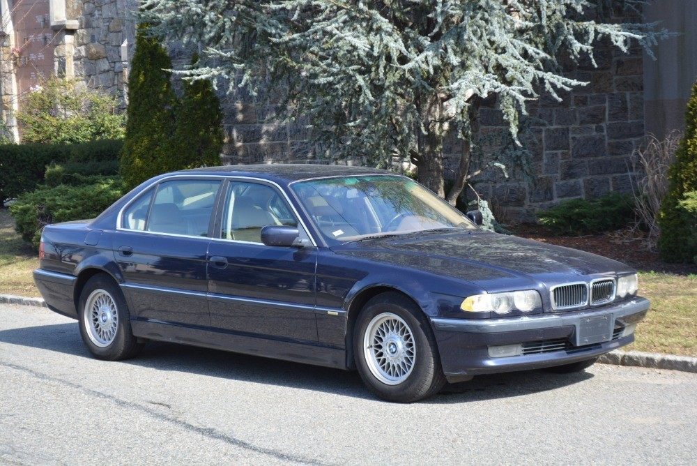 2001 bmw 740il stock 16678 for sale near astoria ny. Black Bedroom Furniture Sets. Home Design Ideas