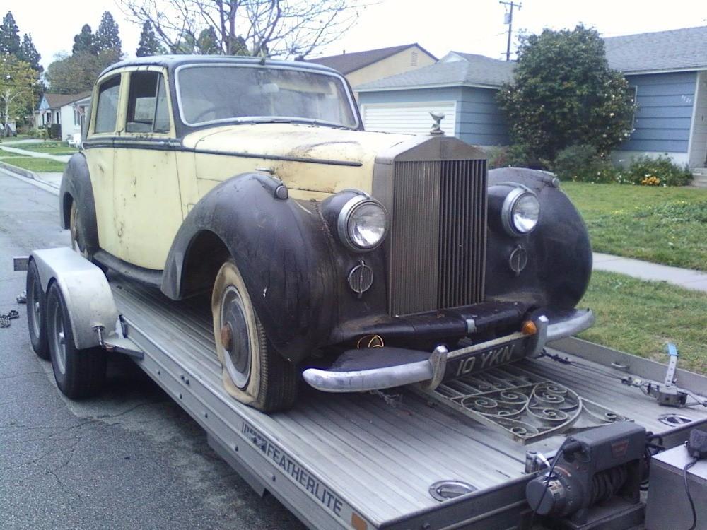 Used 1953 Bentley R-Type RHD  | Astoria, NY