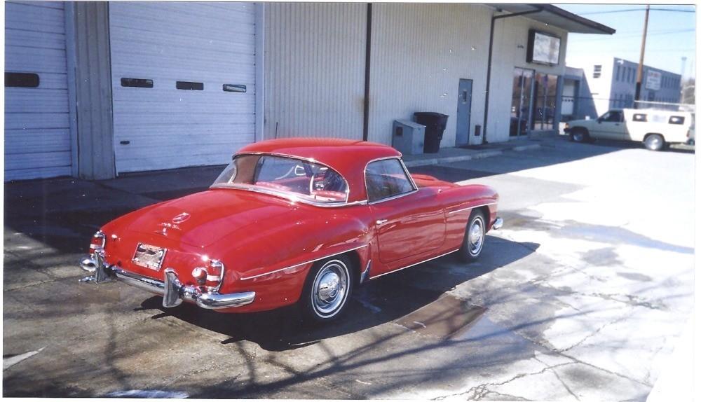 Used 1962 Mercedes-Benz 190SL  | Astoria, NY