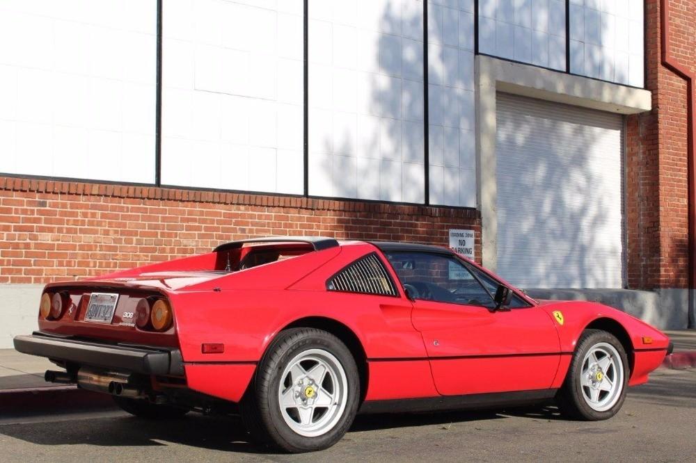Used 1985 Ferrari 308GTSI Quattrovalvole | Astoria, NY