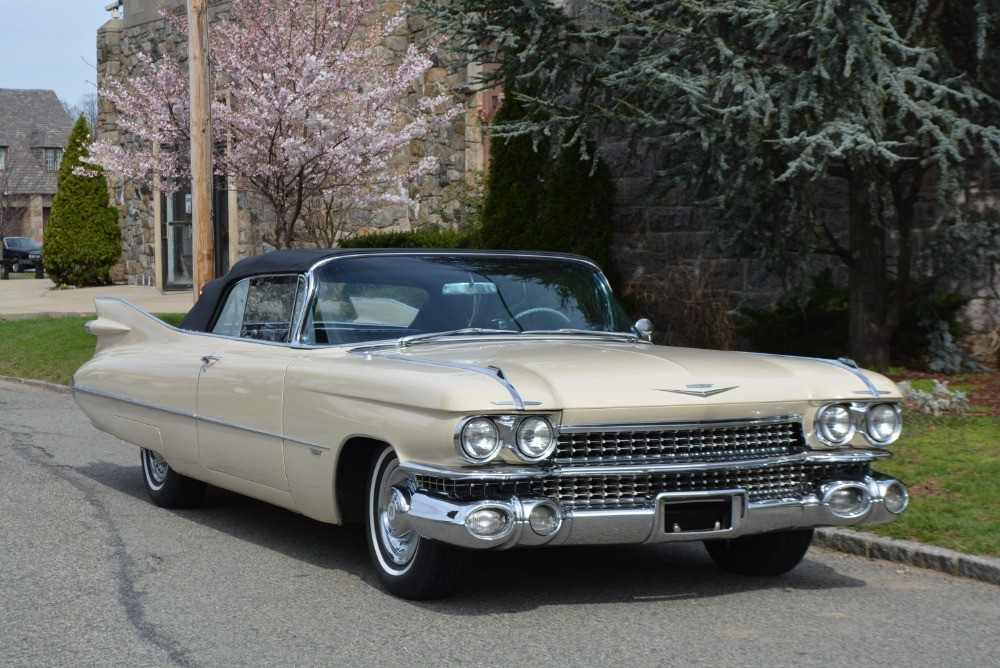 Used 1959 Cadillac Model 62 Convertible  | Astoria, NY