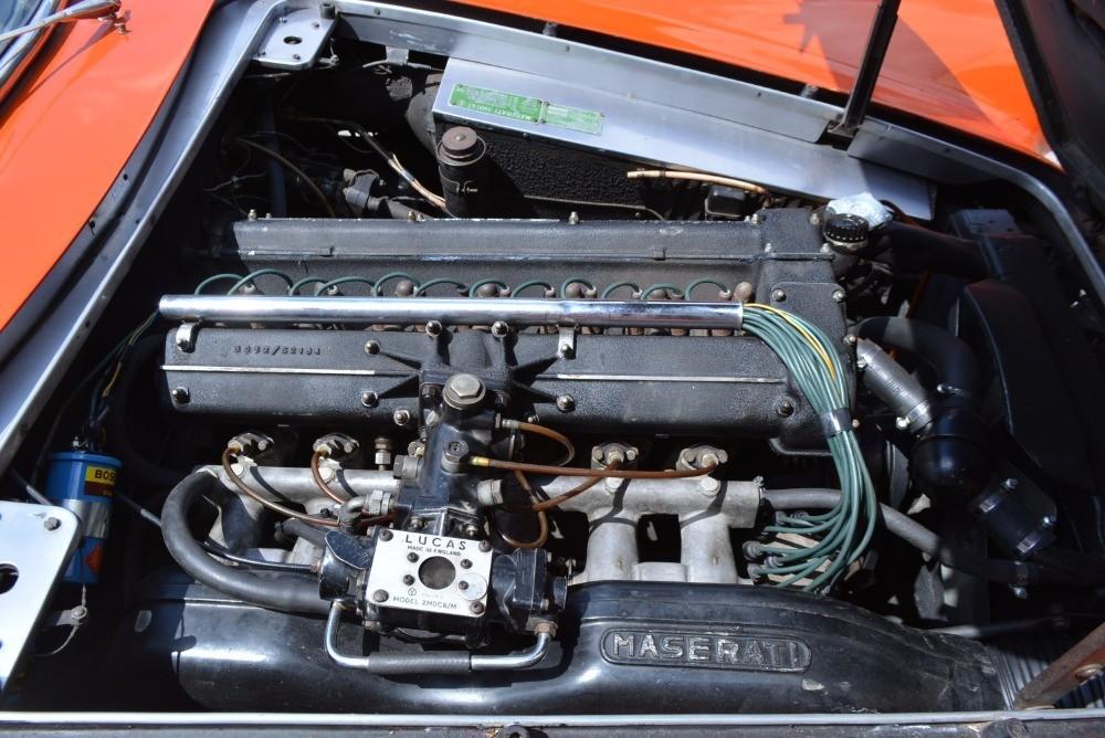 Used 1963 Maserati 3500GTi    Astoria, NY