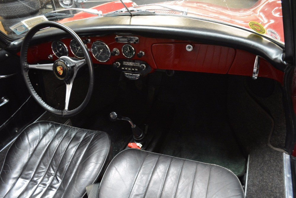 Used 1963 Porsche 356B T-6 | Astoria, NY