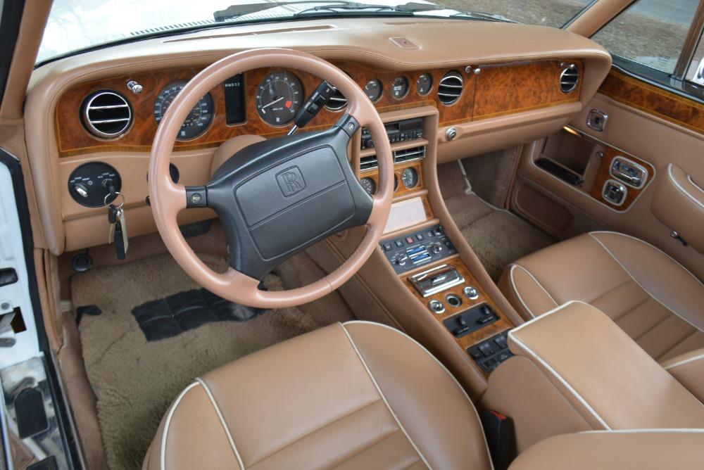 1995 Rolls-Royce Corniche 7