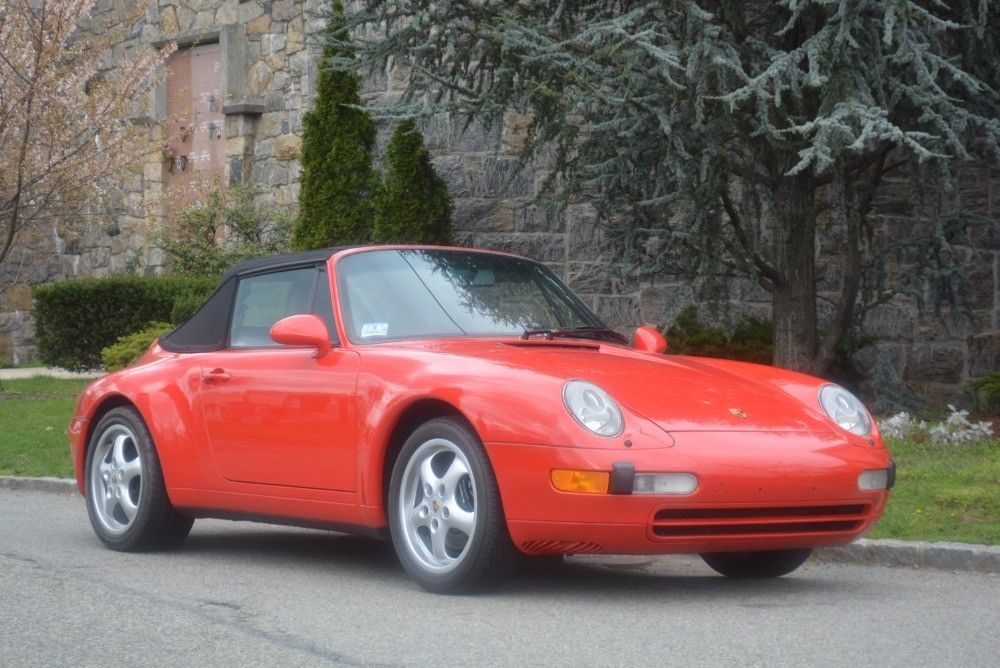 1998 porsche 911 carrera stock 21013 for sale near astoria ny ny porsche dealer. Black Bedroom Furniture Sets. Home Design Ideas