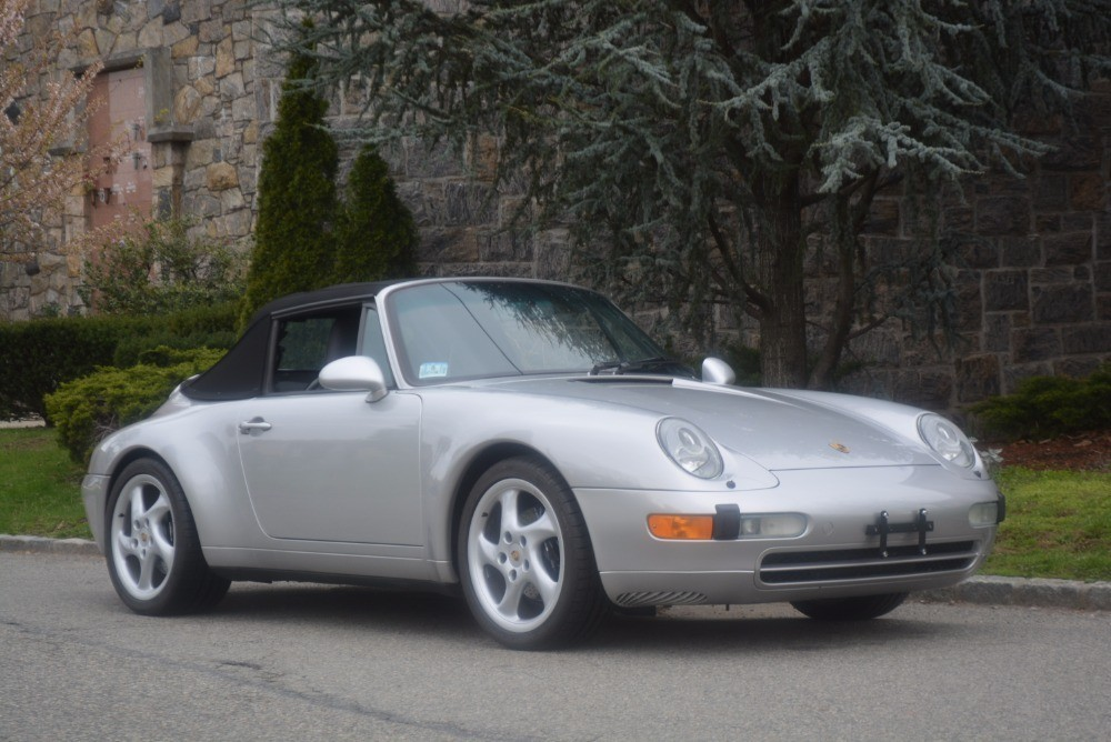 1998 porsche 911 carrera stock 21014 for sale near astoria ny ny porsche dealer. Black Bedroom Furniture Sets. Home Design Ideas