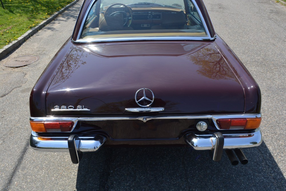 1970 mercedes benz 280sl stock 21038 for sale near for Mercedes benz sign for sale