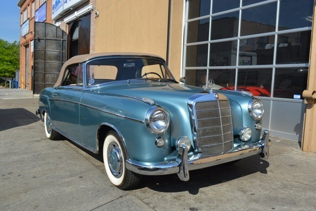 1957 mercedes benz 220s stock 21085 for sale near for 1957 mercedes benz 220s