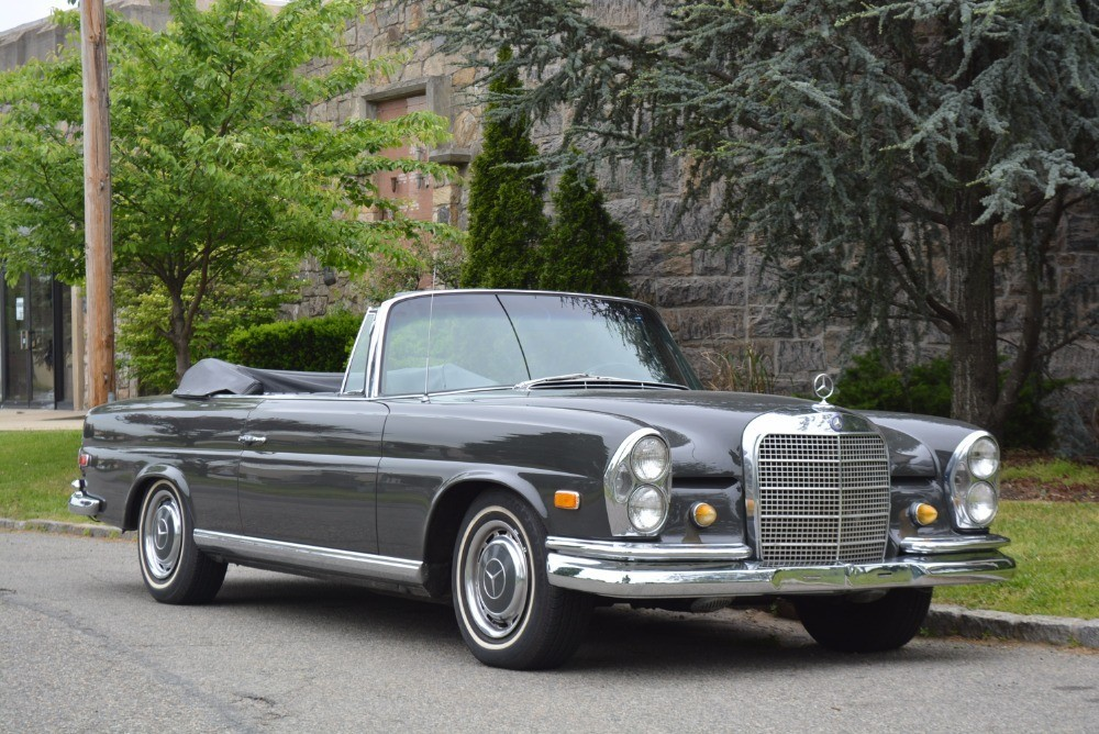 1969 Mercedes Benz 280se Stock 21106 For Sale Near