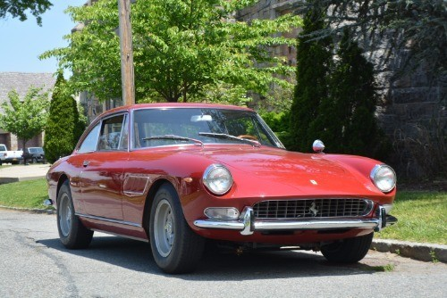 1967 Ferrari 330GT 2+2 Series II single-headlight