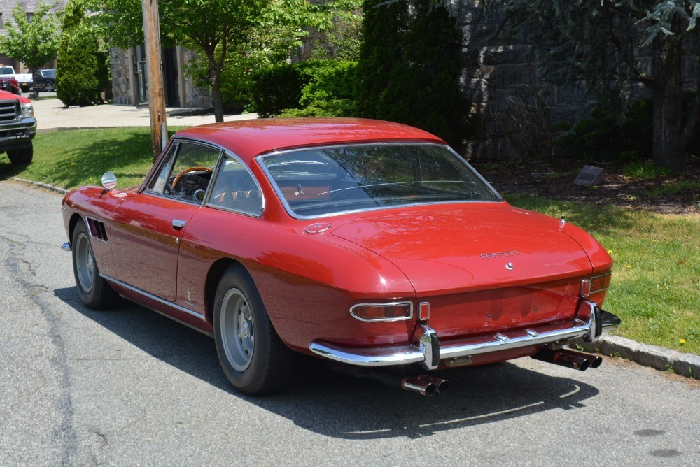 Used 1967 Ferrari 330GT 2+2 Series II single-headlight | Astoria, NY