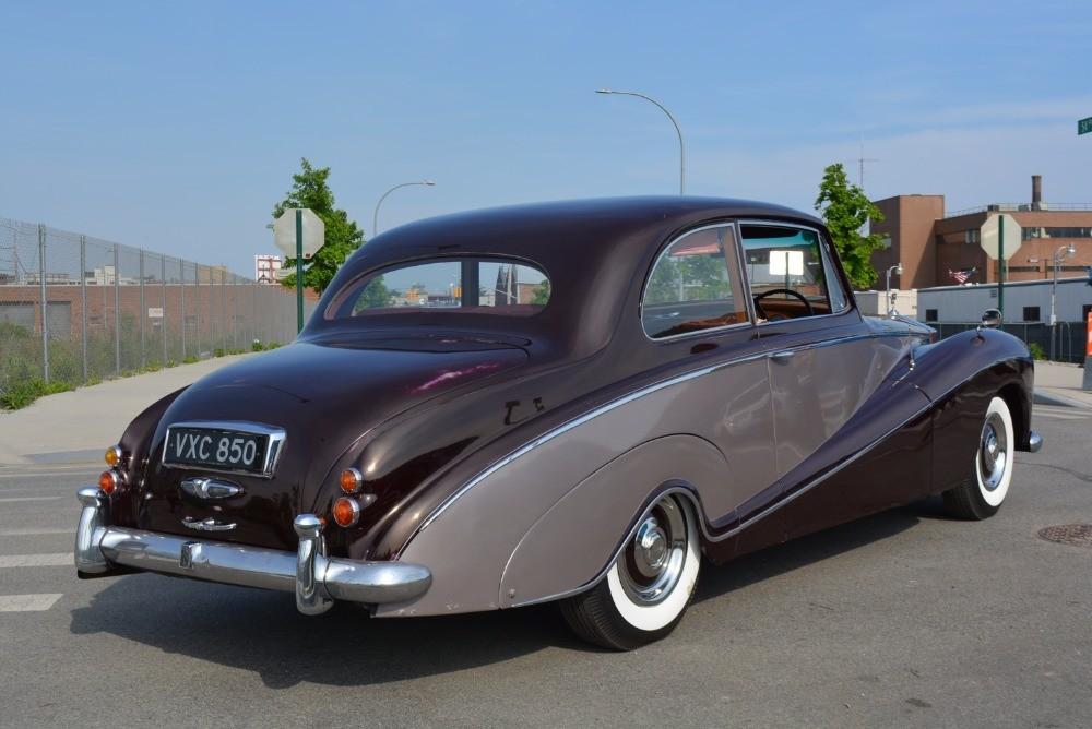 1959 Rolls Royce Hooper Silver Cloud I Empress Lwb Stock