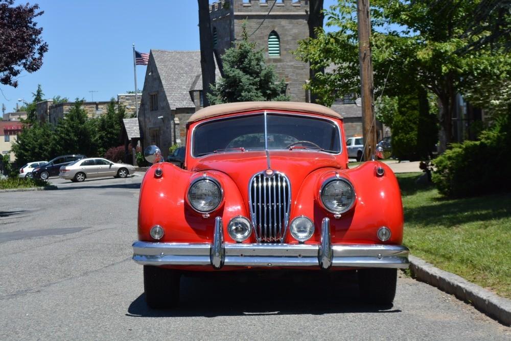 Used 1957 Jaguar XK140 DHC | Astoria, NY