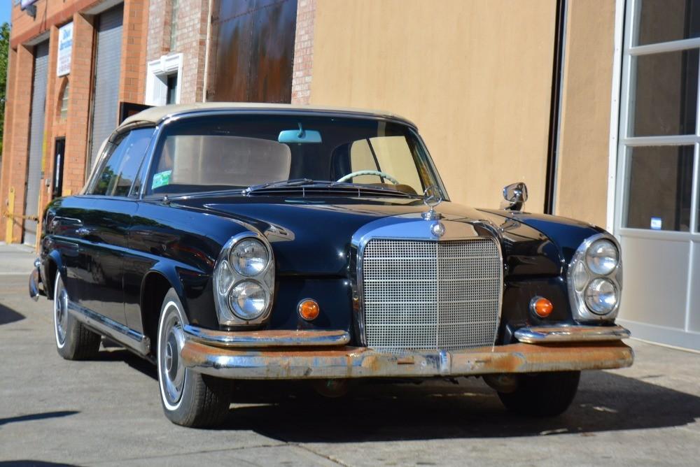 1963 Mercedes-Benz 220SE Stock # 21164 for sale near Astoria
