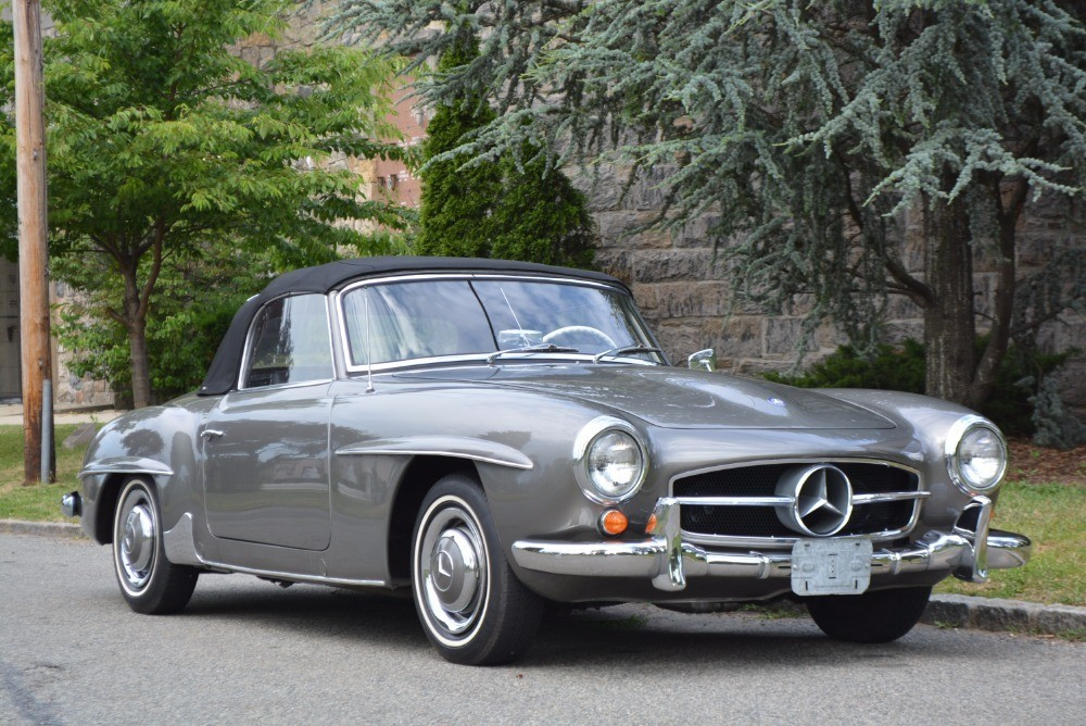 1961 mercedes benz 190sl stock 21231 for sale near for 1961 mercedes benz