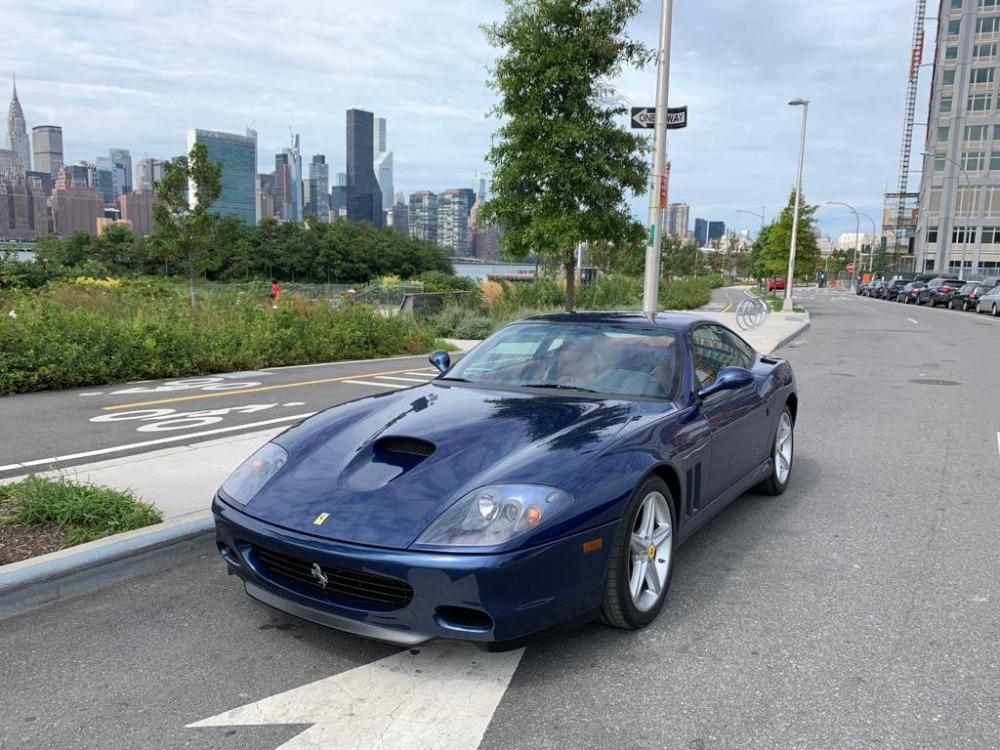Used 2002 Ferrari 575M Maranello | Astoria, NY
