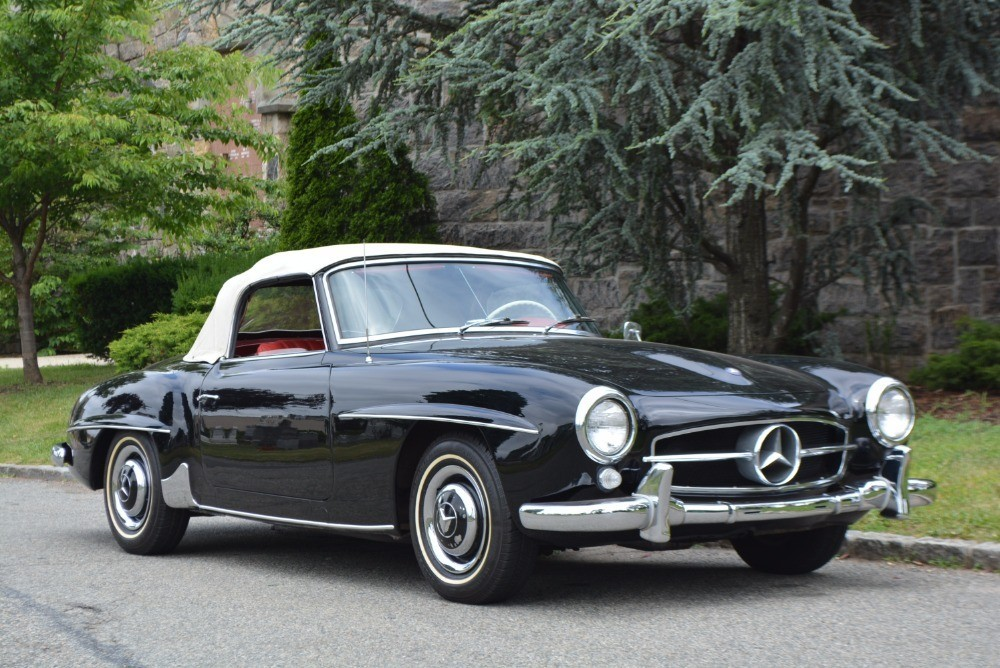 Old Mercedes Benz For Sale Near Me >> 1960 Mercedes-Benz 190SL Stock # 21239 for sale near Astoria, NY | NY Mercedes-Benz Dealer