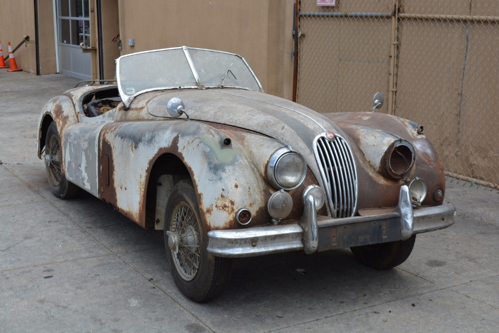 Exceptional Used 1956 Jaguar XK140 Roadster | Astoria, ...