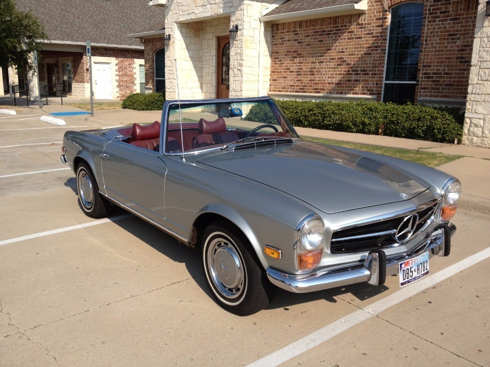 1970 Mercedes-Benz 280SL Stock # 21267 for sale near ...