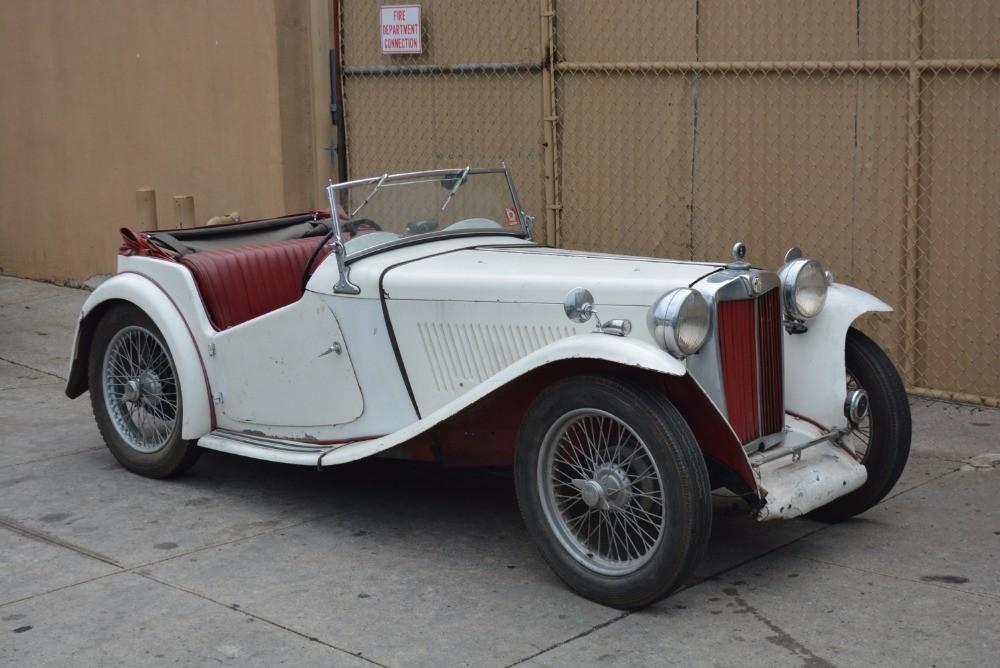 1937 MG TA Stock # 21265 for sale near Astoria, NY | NY MG