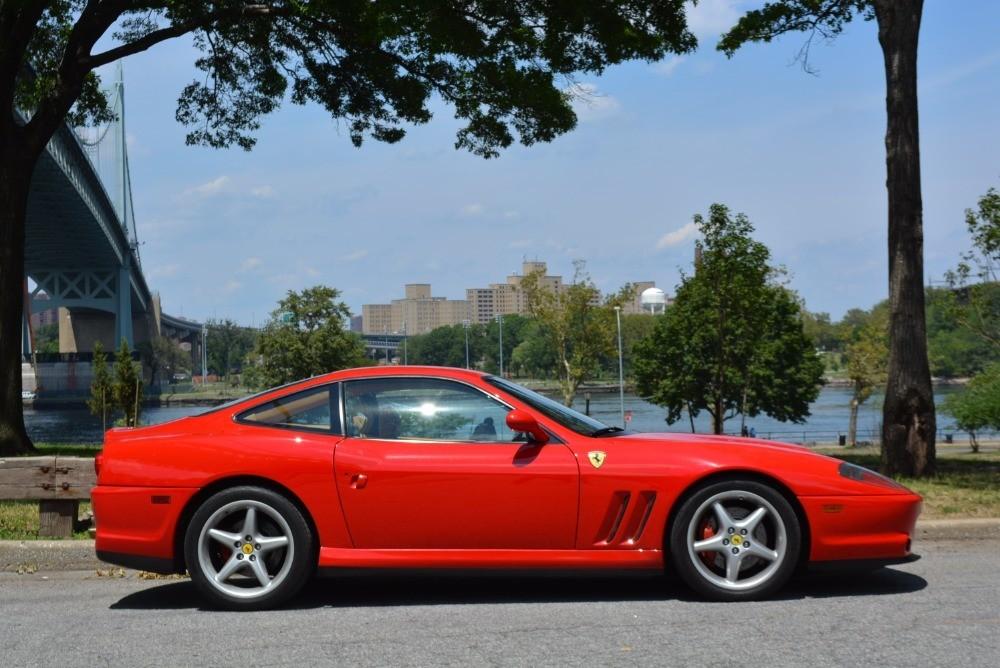 Used 1997 Ferrari 550 Maranello   Astoria, NY