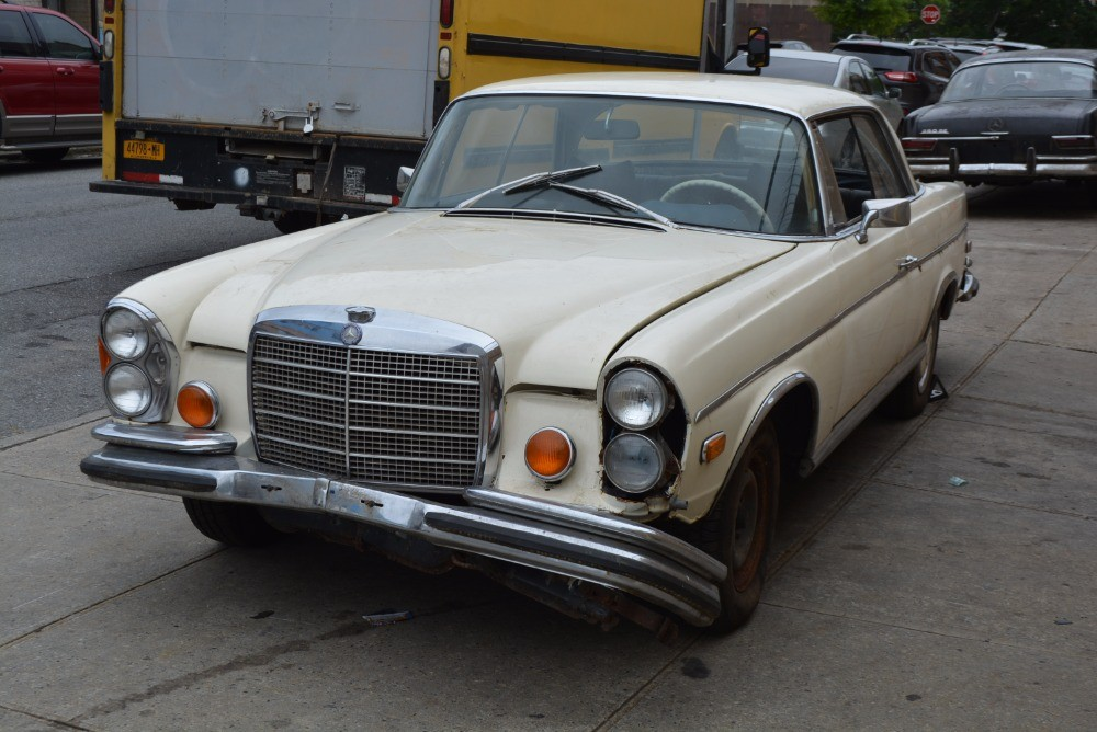 1970 Mercedes Benz 280se Stock 21331 For Sale Near