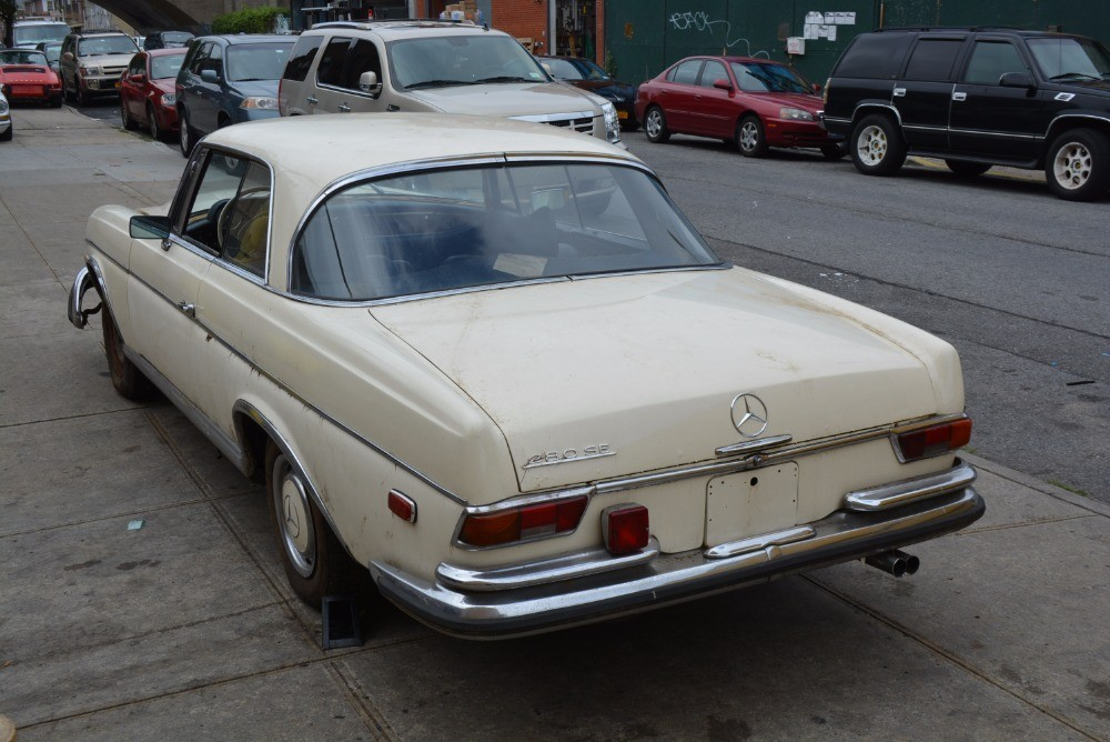 1970 mercedes benz 280se stock 21331 for sale near for Mercedes benz sign for sale