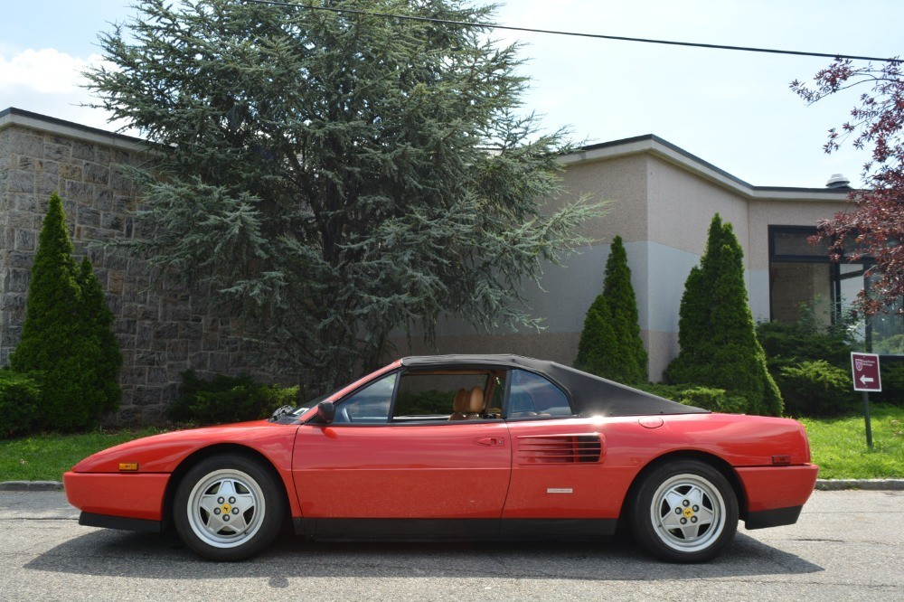 1989 ferrari mondial t stock 21339 for sale near astoria. Black Bedroom Furniture Sets. Home Design Ideas