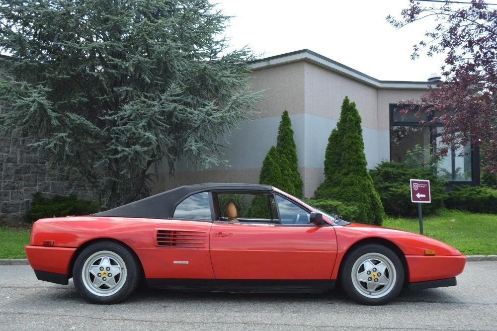 Used 1989 Ferrari Mondial-T  | Astoria, NY
