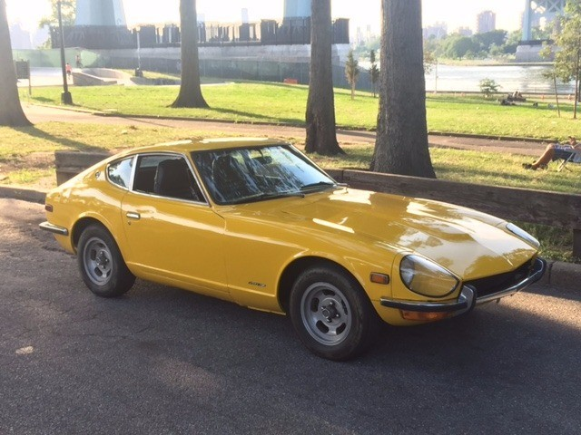 1972 datsun 240z stock 21340 for sale near astoria ny ny datsun dealer. Black Bedroom Furniture Sets. Home Design Ideas