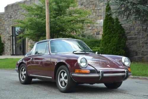 1969 Porsche 911T Soft Window