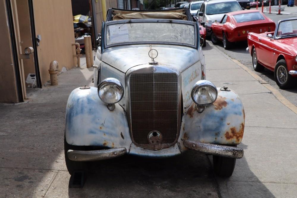 Used 1938 Mercedes-Benz 170V Cab A | Astoria, NY