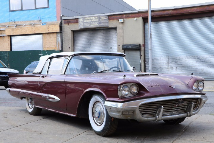 1959 Ford Thunderbird Stock # 21373 for sale near Astoria ...
