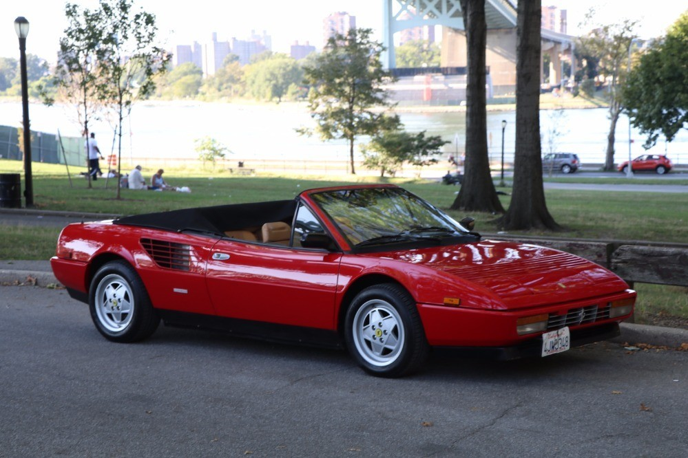 1986 ferrari mondial 3 2 stock 21374 for sale near astoria ny ny ferrari dealer. Black Bedroom Furniture Sets. Home Design Ideas