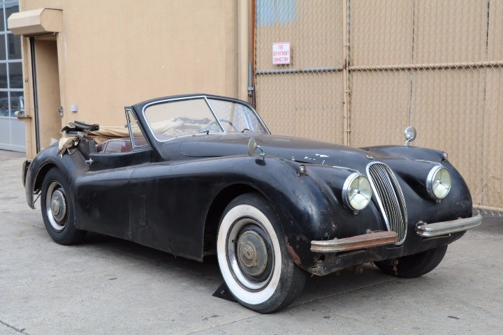 Used 1953 Jaguar XK120 DHC | Astoria, ...