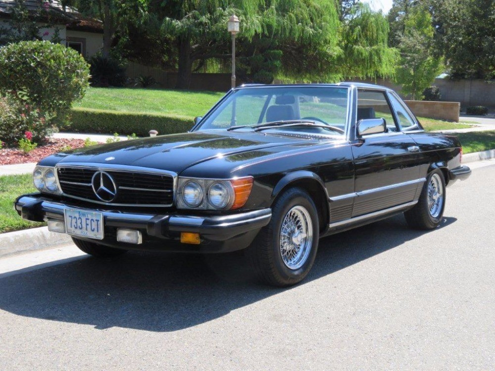 1985 mercedes benz 380sl stock 21281 for sale near for Mercedes benz for sale ny