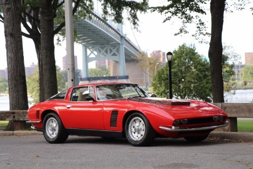 1972 iso grifo series ii can am