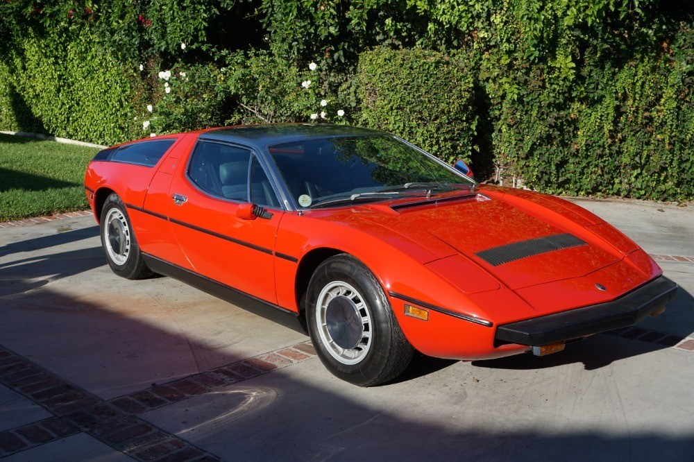 Used Car Dealer Near Me >> 1975 Maserati Bora 4.9 Stock # 21455 for sale near Astoria, NY | NY Maserati Dealer