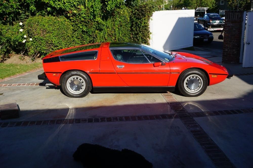 1975 Maserati Bora 4.9 Stock # 21455 for sale near Astoria ...