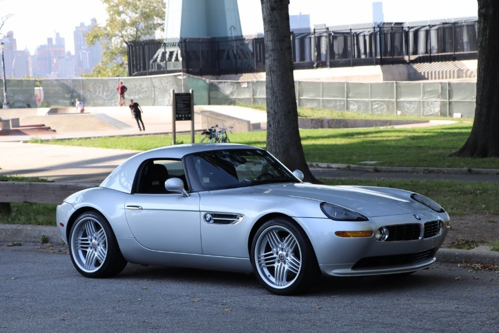 2003 Bmw Z8 Alpina Stock 21304 For Sale Near Astoria Ny Ny Bmw Dealer